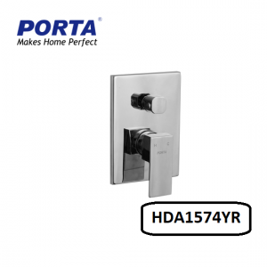Porta Main Body With Square Shape Plate Model:(HDA1574YR)