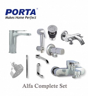 Porta Alfa Complete Set (Option:1)