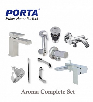 Porta Aroma Complete Set (Option:1)