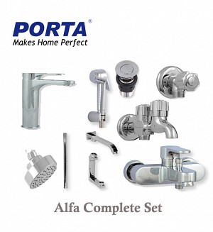 Porta Alfa Complete Set (Option:2)