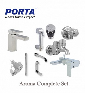 Porta Aroma Complete Set (Option:2)