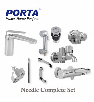 Porta Needle Complete Set (Option:2)