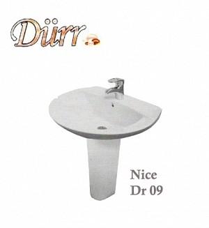 Durr Nice Basin & Pedestal Model:(Dr 09)
