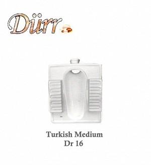 Durr W.C Turkish Medium/Flat/Key Model:(Dr 16)