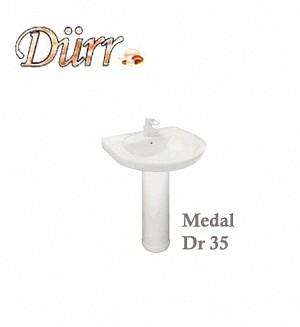 Durr Medal Basin & Pedestal Model:(Dr 35)