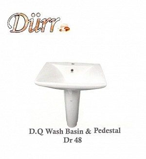 Durr D.Q Basin & Pedestal Model:(Dr 48)