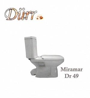 Durr Miramar Ceto Commode Model:(Dr 49)