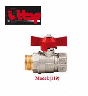 Itap Vienna B/V Male/Female Thread Model:(119)