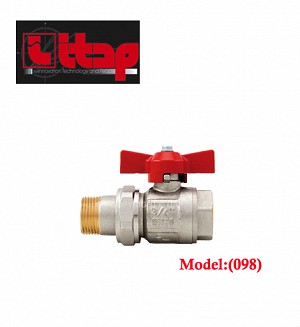 Itap Ideal Ball valve With Union Connection Model:(098)