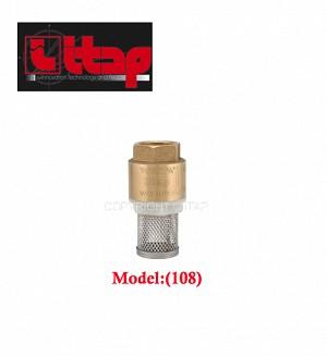 Itap York Foot Valve Model:(108)