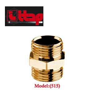 Itap Brass Barrel Nipple Model:(515)