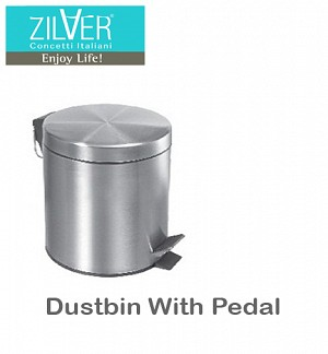 Dustbin With Pedal 3 Liter