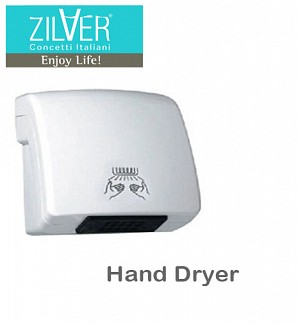 Zilver Hand Dryer