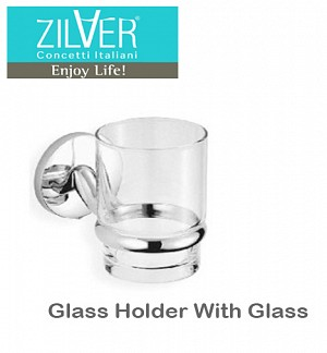 Zilver Eco Series Glass Holder With Glass
