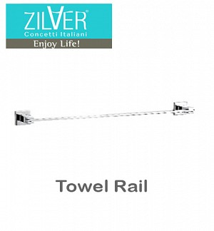 Zilver Platz Series Towel Rail