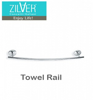 Zilver Eco Series Towel Rail 24″