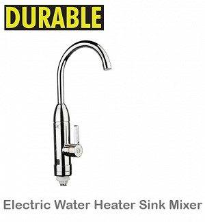 Electric Water Heater Sink Mixer