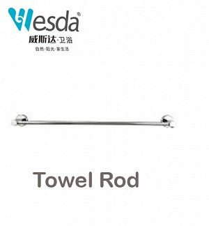 Wesda Towel Rod