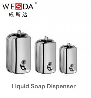 Wesda Liquid Soap Dispenser