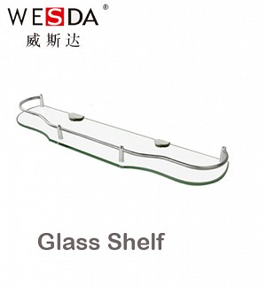 Wesda Glass Shelf