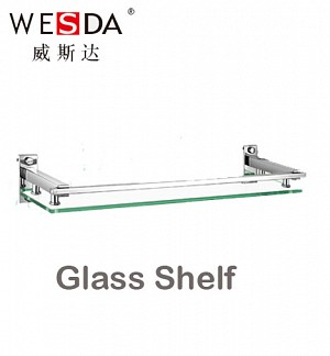 Wesda Glass Shalf