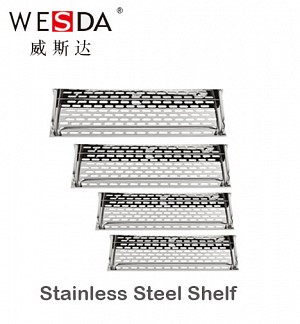 Wesda Stainless Steel Shelf