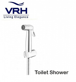 VRH Toilet Shower with Stainless Steel Chain SS-304 Model: FXVH0-0040NS