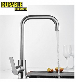 Stainless Steel Sink Mixer