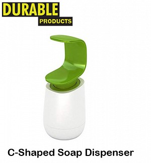 C Shaped Soap Dispenser