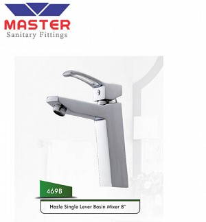 Master Hazle Single Lever Basin Mixer 8