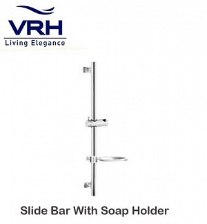 Vrh Slide Bar With Soap Holder (FVVHP-00016S)