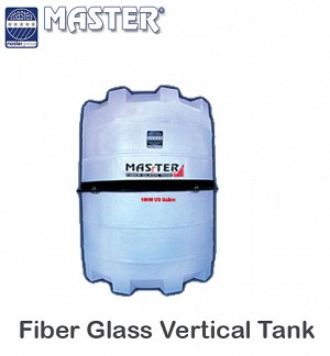 Master Fiber Glass Vertical water Tank 5000 GLN (1V17)