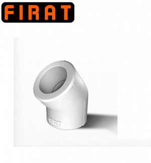 Firat PPR-C Elbow 45°