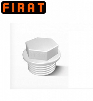 Firat PPR-C Threaded Plug
