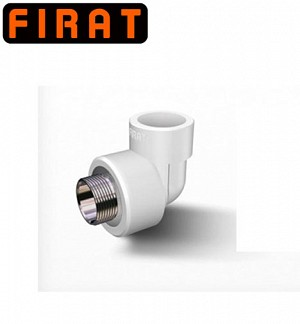 Firat PPR-C Male Thread Elbow