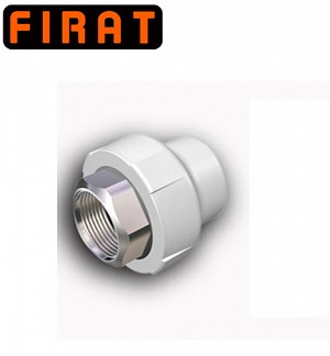 Firat PPR-C Hexagonal Female Thread Socket