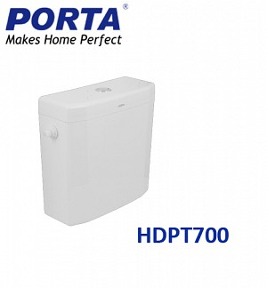 Porta Plastic Flush Tank With Accessories Model:(HDPT700)