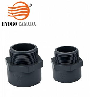 Hydro Canada Upvc Male Socket SCH-80